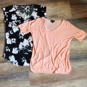 Women's Express and Limited Shirts